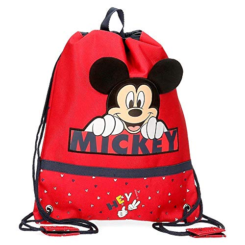 Bolsa de merienda Happy Mickey