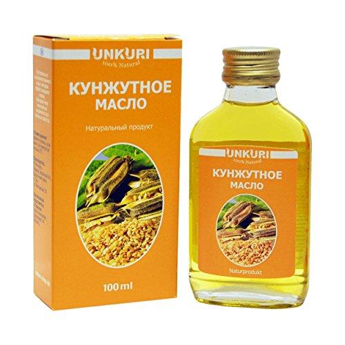 Sesamöl 100 ml Öl Naturprodukt 100 % Natural aus natürlichen Komponenten