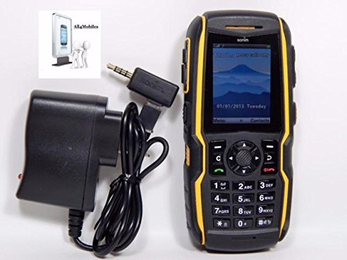 Sonim XP5560 BOLT SL Ultra Rugged IP-68, MIL SPEC-810G Certified Military rugged Cell Phone XP 5560 (AT&T) GSM
