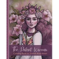 The Potent Woman: Coloring Book
