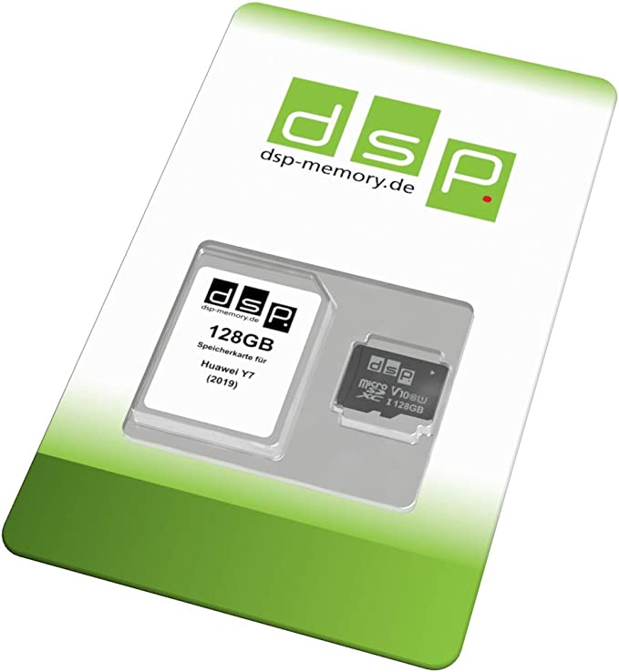 Dsp Memory 128gb Speicherkarte Für Huawei Y7 Computer Zubehör