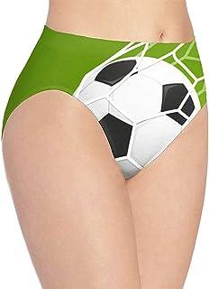 3D Print Soft Ropa Interior de Mujer Fútbol Shoot Moda Flirty Lady 's Bragas Calzoncillos