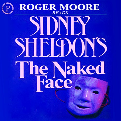 The Naked Face audiobook cover art