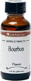 LorAnn Bourbon Super Strength Flavor, 1 ounce bottle