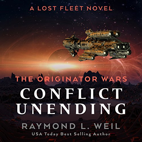The Originator Wars: Conflict Unending audiobook cover art
