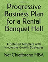 Progressive Business Plan for a Rental Banquet Hall: A Detailed Template with Innovative Growth Strategies