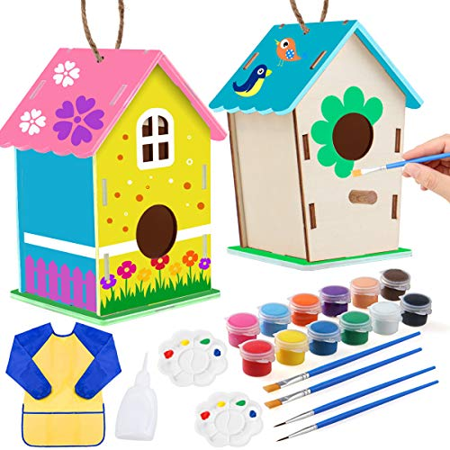 DIY bird house kits