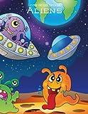 Livre de coloriage Aliens 1