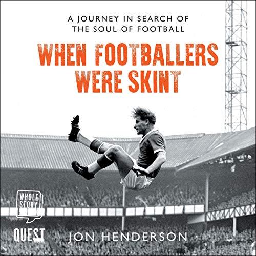 Page de couverture de When Footballers Were Skint