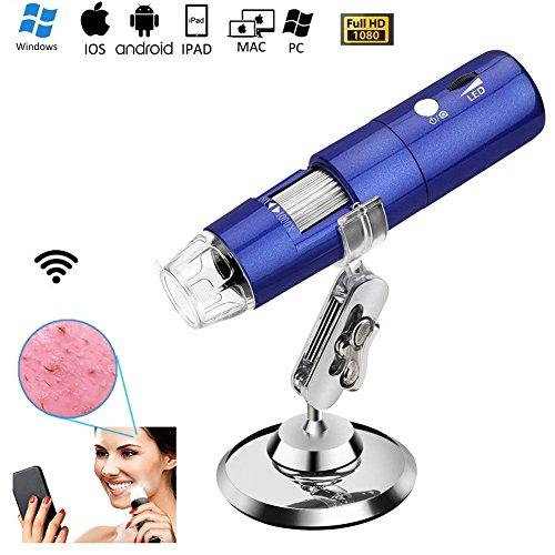YOCOM - Microscopio Portátil HD Mini endoscopio Cámara