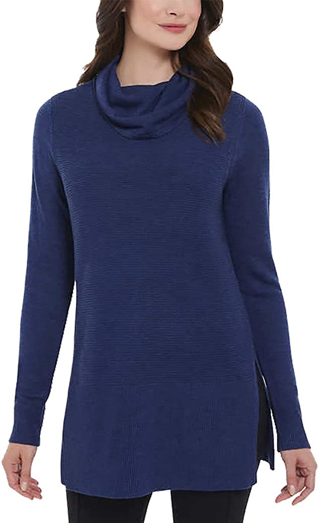 ADRIENNE VITTADINI Ladies' Free shipping anywhere in the nation Tunic Neck Cowl Ranking TOP1