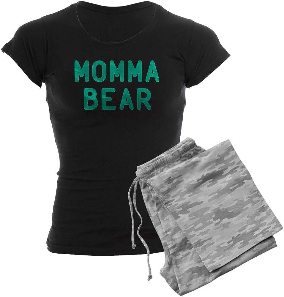 CafePress Over item handling ☆ Momma Bear PJs Challenge the lowest price of Japan Women's Green