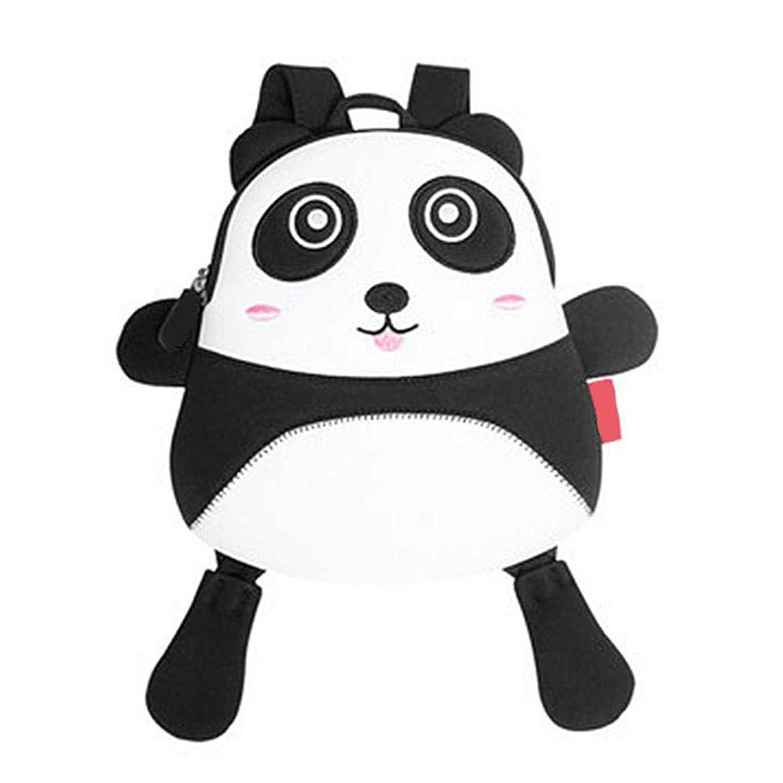ゴールデン提案ナース子供 リュック Yuan Ou 男の子のための子供の漫画Shoolの子供のバックパックは カジュアルな通学パンダを防水します