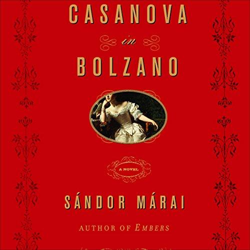 Casanova in Bolzano cover art