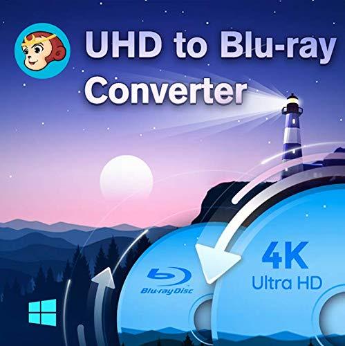 UHD to Blu-Ray Converter Windows (Product Keycard ohne Datenträger)