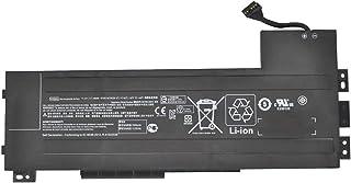 ノートパソコンのバッテリーReplacement VV09XL 808452-001 Battery Compatible with HP ZBook 15 G3 HSTNN-DB7D 808398-2C1 11.4V 90Wh 9 Cell ...