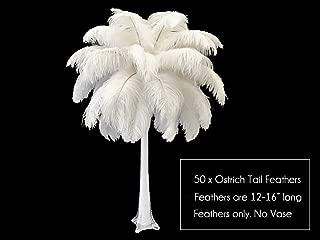 ostrich feather bouquet