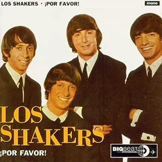 los shakers por favor