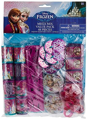 Disney Frozen Mega Affare Regalini (48 Pezzi)
