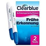 Clearblue Schnell & Einfach Schwangerschaftstest, 2 Tests