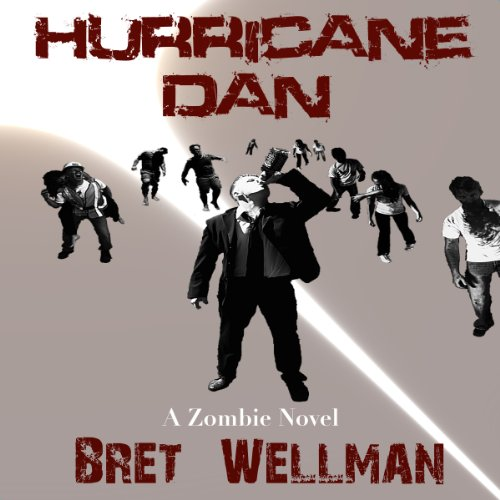 Hurricane Dan audiobook cover art