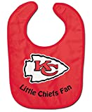 WinCraft NFL Kansas City Chiefs WCRA2048314 All Pro Baby Bib