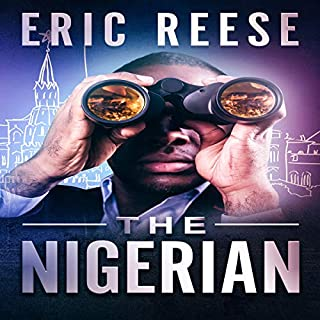 The Nigerian audiobook cover art