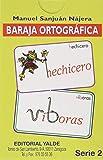 BARAJA ORTOGRAFICA SERIE 2