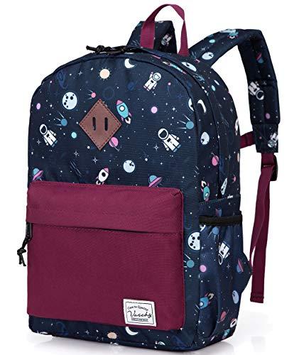 Kinderrucksack Jungen, Schultasche Kleinen Schulranzen Jungen Buch Rucksack Rucksack für Kinder Rucksack mit Brustgurt