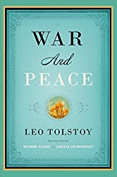 Best Travel Books - War and Peace