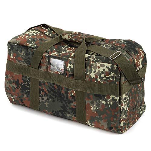 Matthias Kranz US Army Einsatztasche Sport- u.Reisetasche Nylon 57 l (BW-Flecktarn)