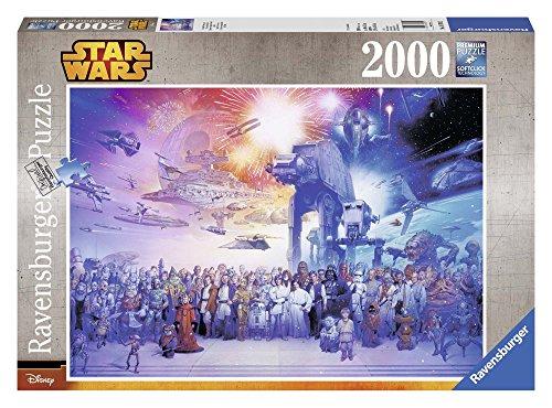 Ravensburger Puzzle 16701 - Star Wars Universum - 2000 Teile