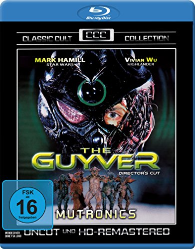The Guyver - Classic Cult Collection [Blu-ray]