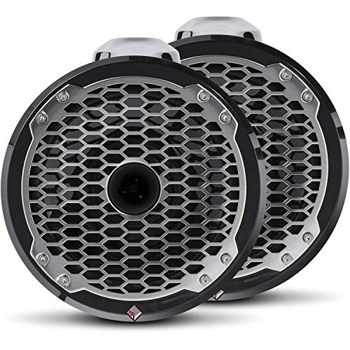 Rockford Fosgate Punch Series Wakeboard Tower Speakers 8 by Rockford Fosgate