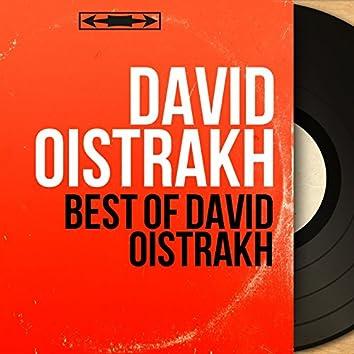 Best of David Oistrakh