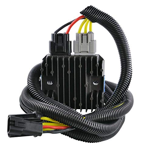 2013-2016 Polaris RZR 900/1000 STAGE 3 Ultimate Mosfet Voltage Regulator Performance Relocation Kit OEM Repl.# 4013247 4013904 4014029