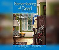 Remembering the Dead (Penny Brannigan Mysteries)