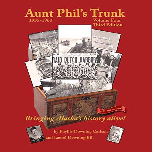 Aunt Phil's Trunk Volume Four, Third Edition audiobook cover art
