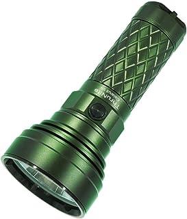 ThruNite Catapult V6 Rechargeable Flashlight 820 Yards Thrower, 1700 High Lumens CREE XHP35 HI LED Handheld Flashlight Lon...