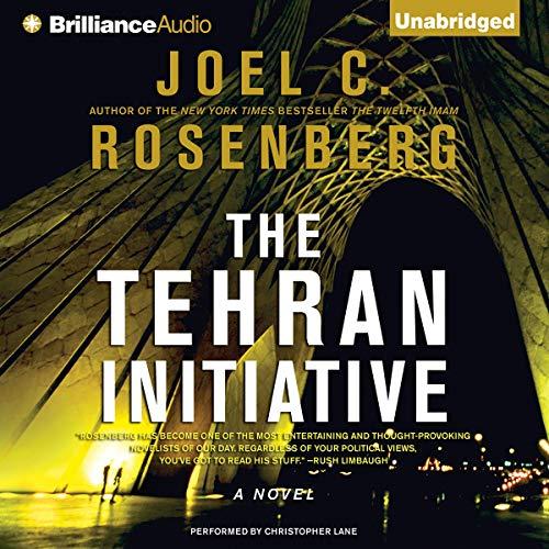 The Tehran Initiative cover art
