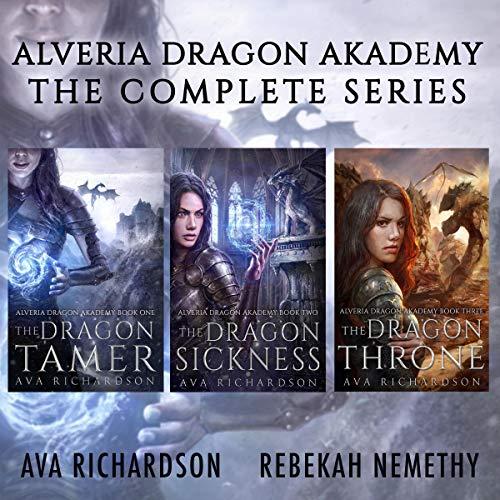 Alveria Dragon Akademy Titelbild