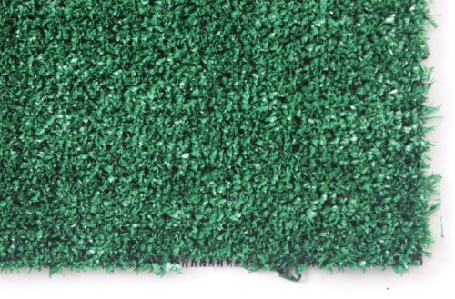 BEAULIEU 12'x12' Ivy Indoor/Outdoor Artificial Turf Grass Carpet Rug with A Marine Backing