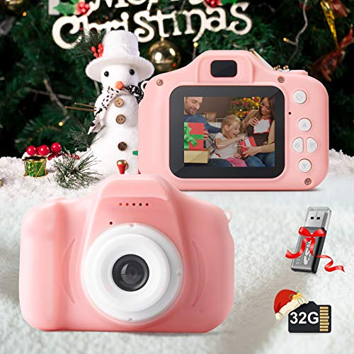 (55% OFF) Kids Camera $17.99 – Coupon Code