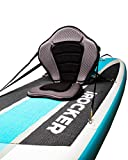 iROCKER Inflatable Paddle Board Kayak Seat