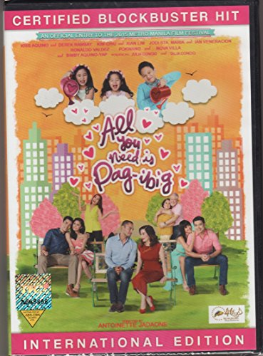 All You Need is Pag-ibig Filipino DVD