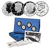 2014 W Kennedy Half Dollar US Mint Uncirculated & Proof