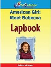 American Girl: Meet Rebecca Lapbook - PRINTED