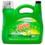 Product Image of the Gain High Efficiency Original Liquid Laundry Detergent, 146 Loads , Green