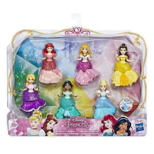 Disney Princess - Colección Arco Iris (Hasbro, E5094EU4)