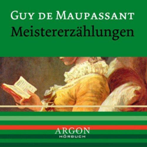 Page de couverture de Maupassant - Meistererzählungen
